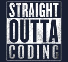 Straight Outta Coding by nasa8x