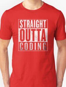 Straight Outta Coding T-Shirt