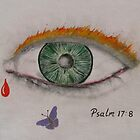 The Eye of Jehovah by AndieLou