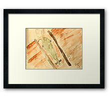The Cornucopia Framed Print