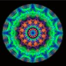 Healing Mandala by shoffman