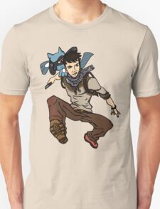 Uncharted Pokemon T-Shirt