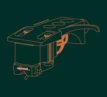 DJ Stylus by HOTDJGEAR