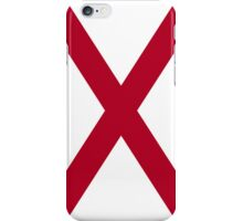 Smartphone Case - State Flag of Alabama  - Vertical iPhone Case/Skin