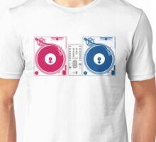 Turntable Love Unisex T-Shirt