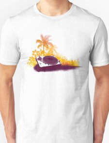 Summer Turntable Unisex T-Shirt