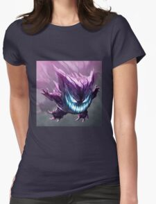 angry pokemon  Womens Fitted T-Shirt