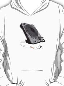 Turntable Plug T-Shirt