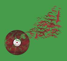 Vinyl Birds by HOTDJGEAR