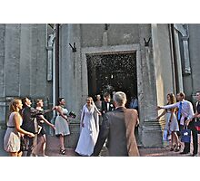 Happiness Wedding.  Andrzej Goszcz Photography. Photographic Print