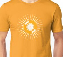 Vinyl Sunshine Unisex T-Shirt