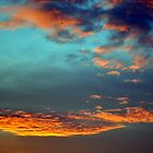 Fire In The Sky by rosannamaria