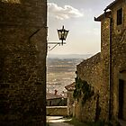 Cortona, Tuscany by newbeltane