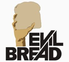 Evil Bread by Robertrobot