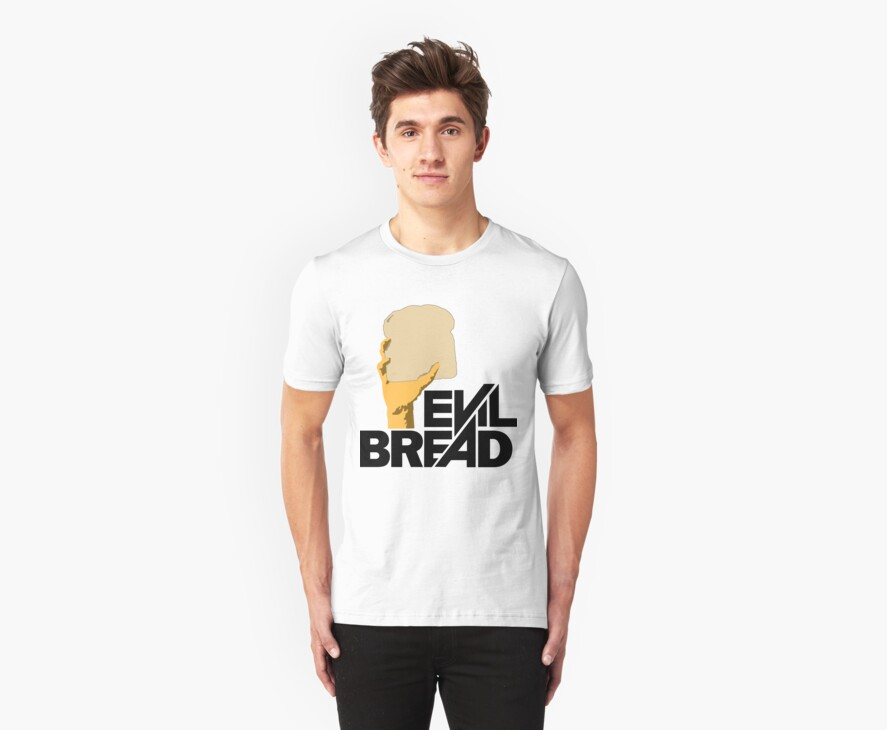 Evil Bread by Robertrobot