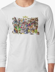 The Internet Long Sleeve T-Shirt