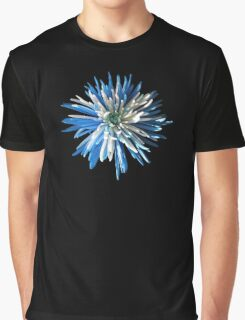 Blue and white chrysanthemum print/t-shirt/case/mug/duvet cover/cushion/tote Graphic T-Shirt