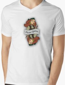 The Pirate Queen Mens V-Neck T-Shirt