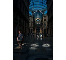 Mettersi in luce Photographic Print