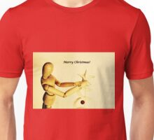Merry Christmas - Season Greetings Unisex T-Shirt