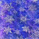 Snowflake Fractal by Tori Snow