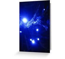 The blue fairy Greeting Card