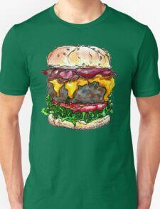 bacon cheeseburger Unisex T-Shirt
