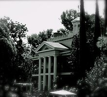 Haunted Mansion  by Dthreefive