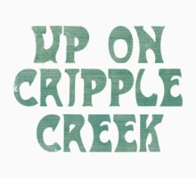 The Band - Up On Cripple Creek by Delfia22