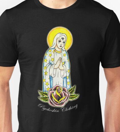 3 eyed Mary Unisex T-Shirt