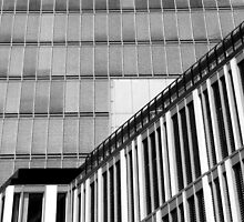 Urban Geometry III by villrot