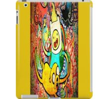 adventure time brush  iPad Case/Skin