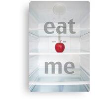 Eat Me Canvas Print