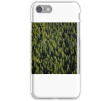 Carpet Of Trees iPhone Case/Skin