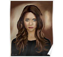 Lyndsy Fonseca - Nikita Poster