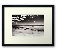 From Here To Eternity... Framed Print