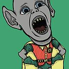 Bat Boy Wonder by Brett Gilbert