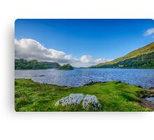 Loch Awe View Canvas Print