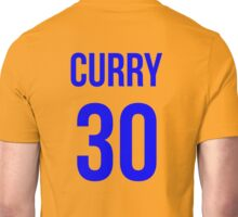 STEPH CURRY BLUE 30 Unisex T-Shirt