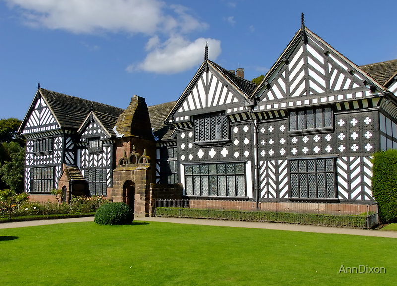 Speke Hall Liverpool by AnnDixon