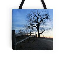 Rustic Trail Tote Bag
