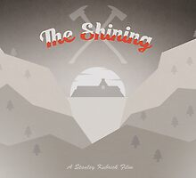 The Shining Postcard by Robert Knight