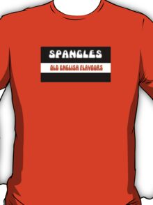 Old English Spangles 1970s retro boiled sweets T-Shirt
