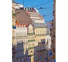 Lisbon. Rua da Misericórdia. Photographic Print