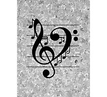 Love Music Photographic Print