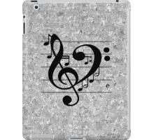 Love Music iPad Case/Skin