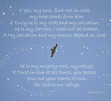 ~ Find rest my soul ~ by Donna Keevers Driver