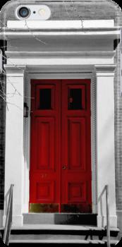 New York Red Door by IER STUDIO
