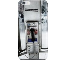 New York Telephone iPhone Case/Skin