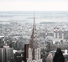 New York Chrysler Building by IER STUDIO